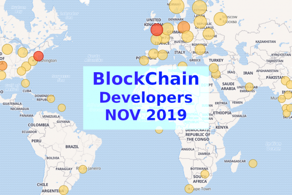 blockchain jobs 2019 November