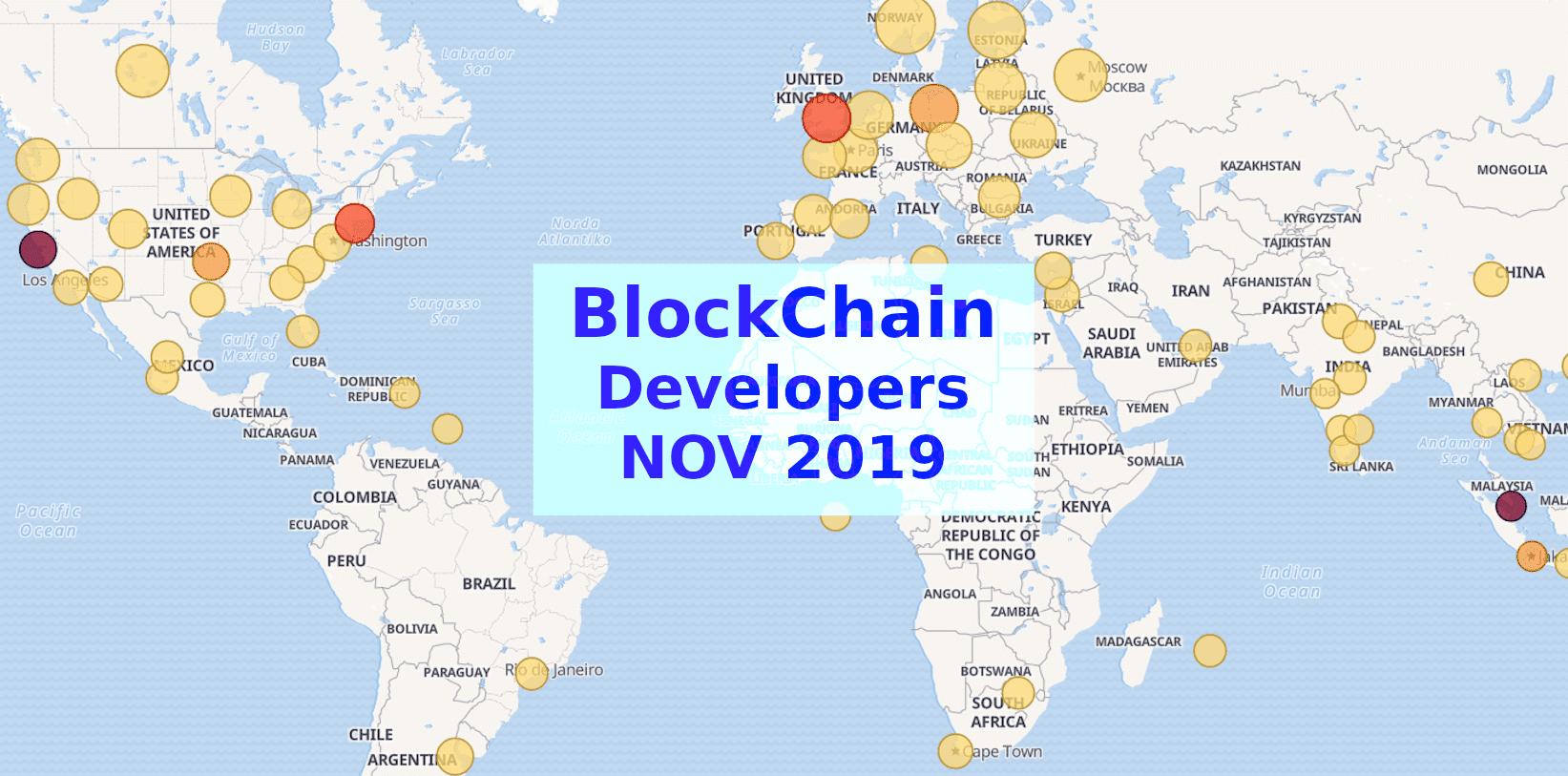 blockchain jobs 2019 November