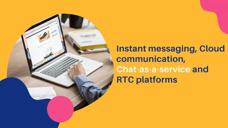 instant-messaging-rtc